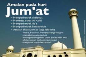 Kebiasaan yang Dilakukan Nabi Muhammad SAW di Hari Jumat