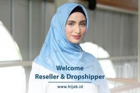 Reseller dan Dropshipper Hijab id