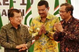 Jusuf Kalla Berharap Kader HMI banyak yang jadi Pengusaha