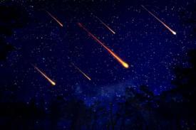 Studi baru menjelaskan mengapa meteor meledak dari dalam sebelum mencapai Bumi
