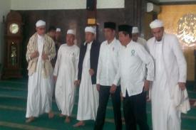 Jokowi Dikabarkan Bertemu Persaudaraan Alumni 212, Fadli zon Beri Apresiasi