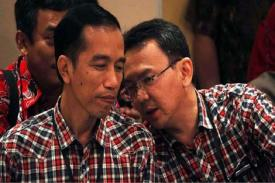 Ahok Kampanye, Suara Jokowi Melesat
