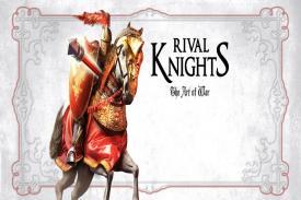 Rival Knights, Sensasi Berkuda Abad Pertengahan Eropa