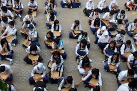 Fenomena Tahun Ajaran Baru ,Siswa Masuk Sekolah Setelah Liburan Panjang