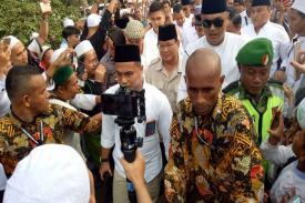 Prabowo Hadir di Haul Mbah Priok, Ini Kata Ma'ruf Amin..