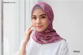 Style Hijab Sesuai Bentuk Wajah