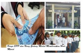 Wali Murid SMUN Kota Cirebon Resah akan Keputusan Sekolah dan Propinsi Tentang Uang SPP yang Mahal