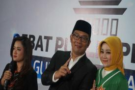 Ridwan Kamil : Bangun Pusat Kreativitas kaum Millenial di Jabar