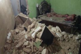 Jelang Lebaran, Masjid dan Pesantren di Sumenep Rusak Akibat Gempa