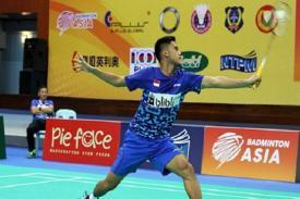 Piala Thomas 2018:  Firman Abdul Kholik Bawa Indonesia Juara Grup B