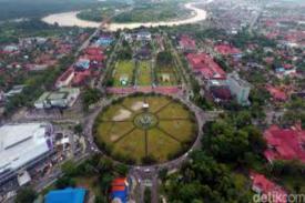 Palangkaraya Dinilai Cocok Jadi Ibu Kota Baru RI, Apa Alasannya?