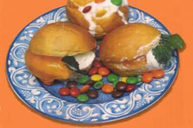 Resep Jelly Drink Ice Burger untuk Sajian Buka Puasa