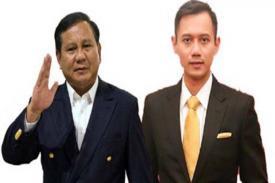 Rencana Pertemuan Prabowo – SBY : Membahas Peluang AHY Jadi Cawapres