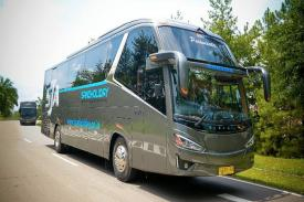 Perjalanan Wisata Nyaman dan Aman Bersama Otobus Sandholiday