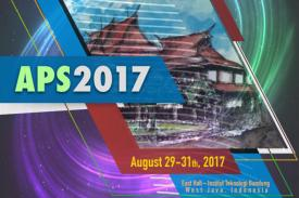 7th Asian Physics Symposium di Institut Teknologi Bandung