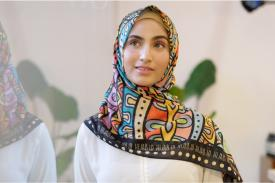 Hijab Voal Lagi Laris Dimana-mana
