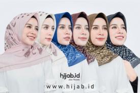 Hijab Voal Kekinian dari Hijab.id