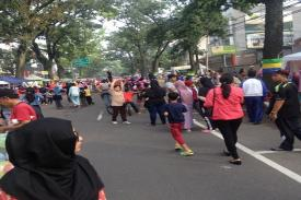 Yuk, Kita ke Car Free Day!