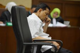 Terkuatnya Aliran Dana Korupsi Kasus E-Ktp