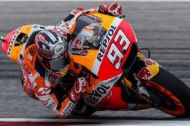 Insiden dengan Rossi dan Vinales Jadikan Motivasi Marc Marquez Rajai MotoGP Amerika