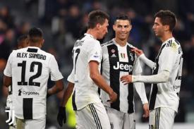 Juventus Tampil Apik di Kandang Fiorentina, Ronaldo Sumbang 1 Gol