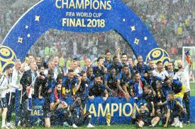 Prancis Hancurkan Mimpi Kroasia Juara Piala Dunia 2018