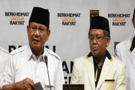 Prabowo : Demi Pilpres 2019, Prabowo Tunduk pada Perintah PKS
